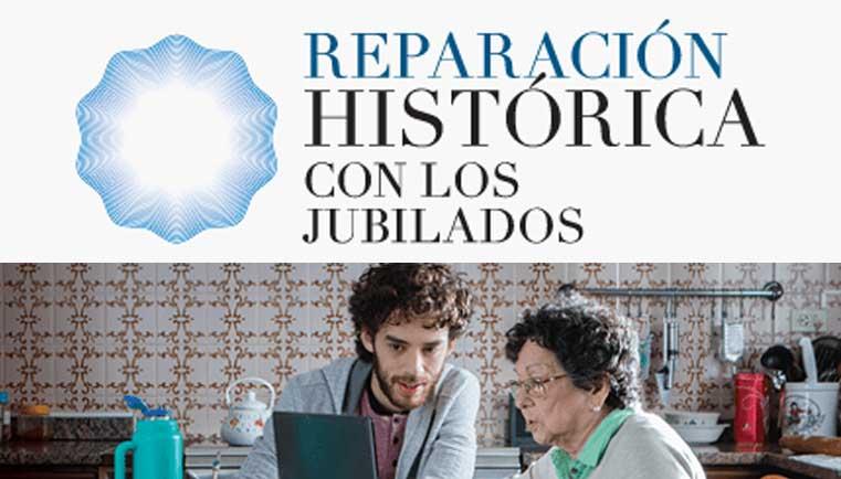 Reparación Historica ANSES