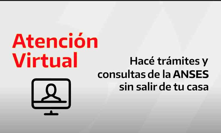 Atencion Virtual Anses
