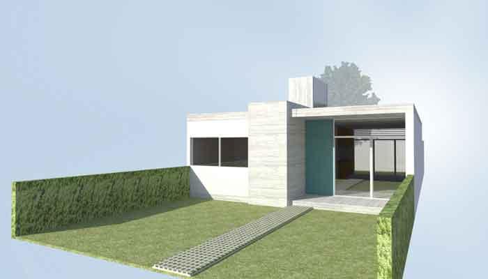 Casa Propia Modelo Compacta